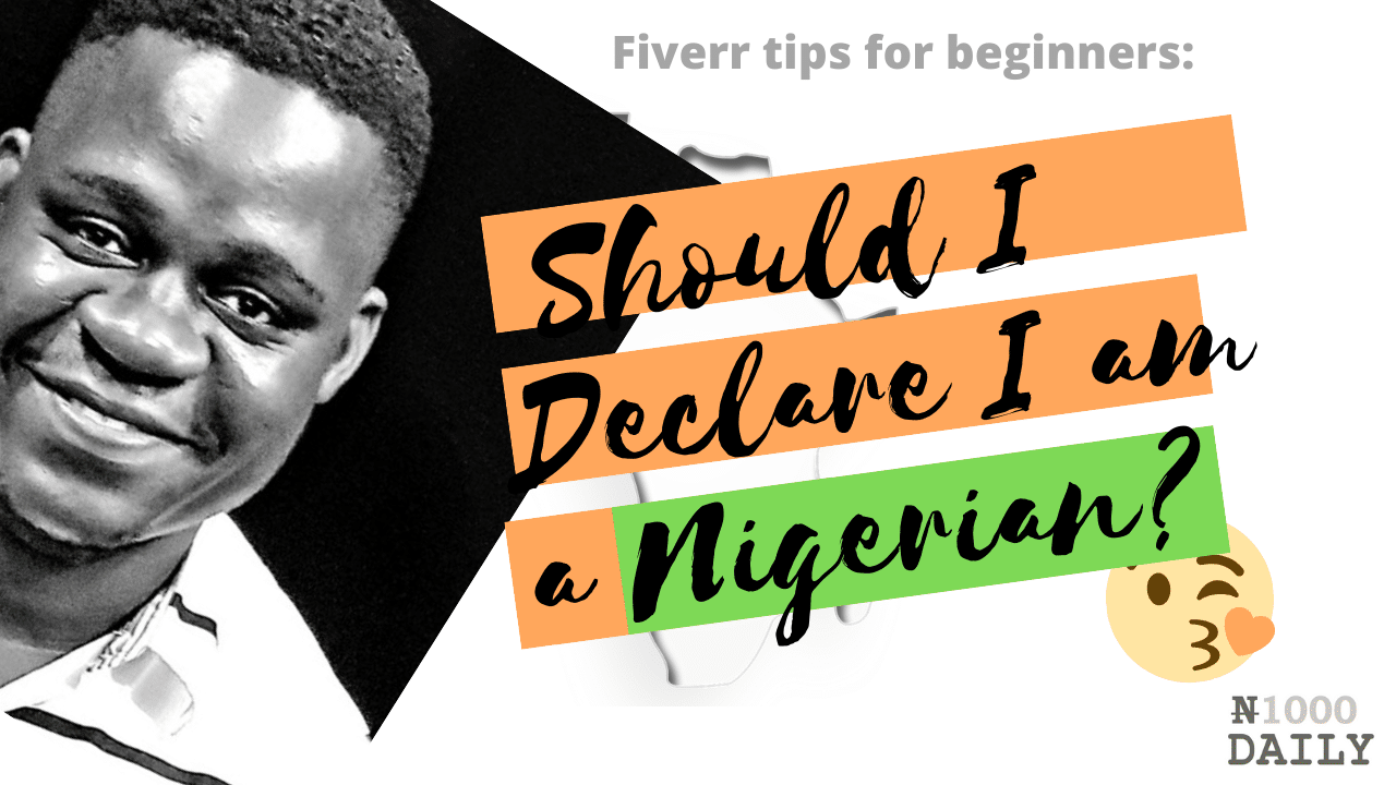 Fiverr tips for beginers how to start with Fiverr
