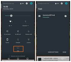 Android built-in screen recorder