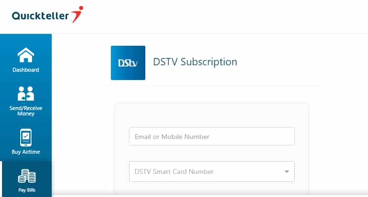 dstv subscription packages,