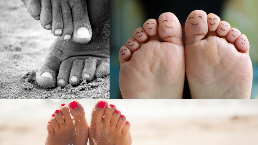how to sell feet pics