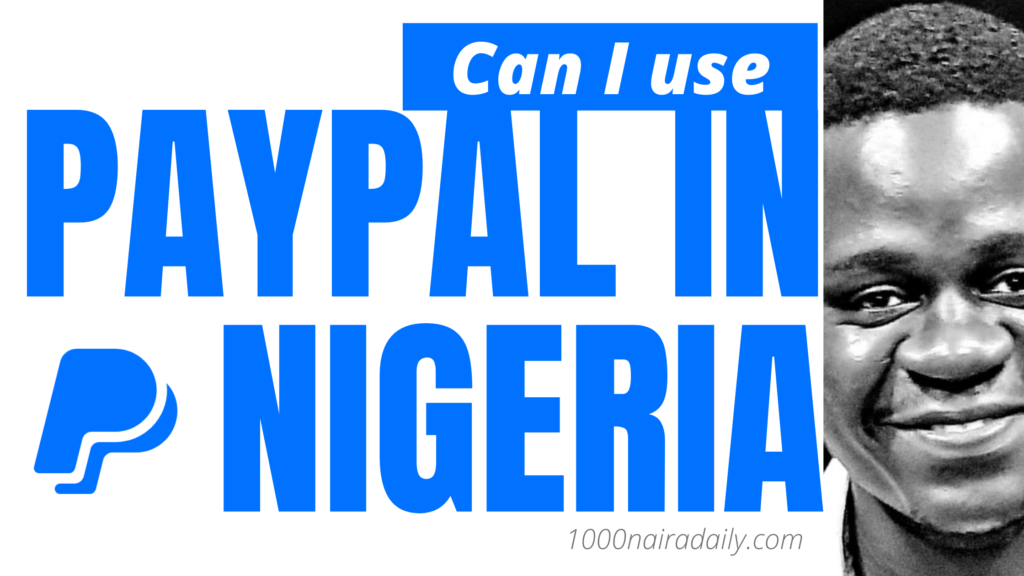 can i use paypal in nigeria